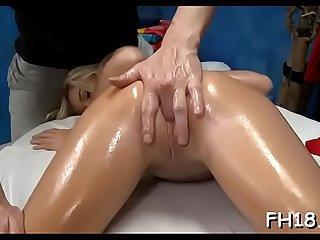 Lecherous massage clips