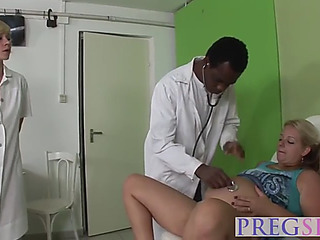 Lascivious preggo bitches got their worthy butts nailed by the slutty taint