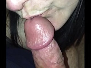Bungling suck bj from my babe in arms