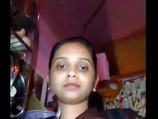 Incomparable desi sweeping Chandani titty massage - FuckMyIndianGF.com