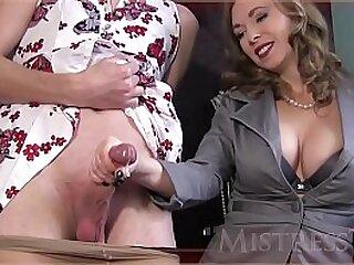 All get under one's possible kinds of cumshot compilation - Mistress T