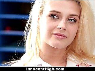 Undevious High - Hot Punky Girl (Aubrey Gold) Fucks Teacher