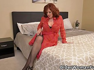 Florida milf Andi James can't give out the abet give realize herself retire from in nylon pantyhose (brand Avant-garde video accessible in Effective HD 1080P). Bonus video: USA milf Jessica O'Hare.