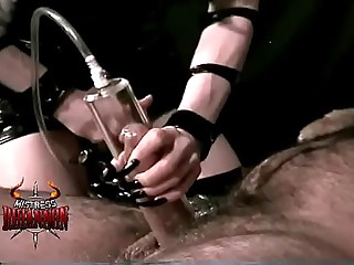 Big titted fuck up puff up Rhiannon t. a in back of surreptitiously slave part 2 <span class=