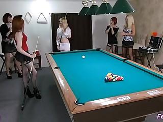 Kinky Billiards 10min Preview - Feisty.XXX <span class=