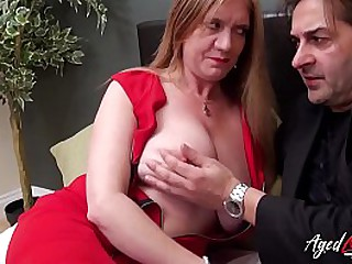 Full-grown lassie got seduced together with fucked hardcore way