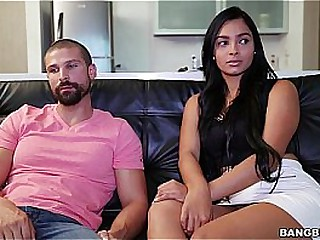 Fat Ass Colombian Valery Santos Films Will not hear of First Porno (cff15531)