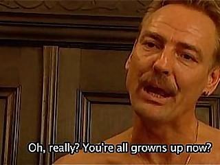 Livid Paterfamilias Fucks his Daughter